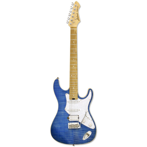 Aria Pro II 714-MK2 Fullerton Electric [Turquoise Blue] image