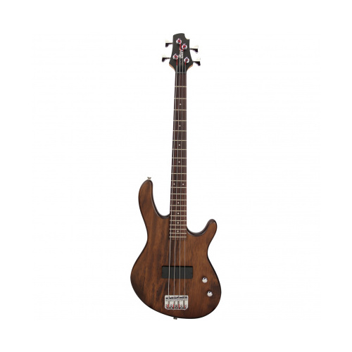 Cort Action Jr Open Pore Walnut 3/4 Bass image
