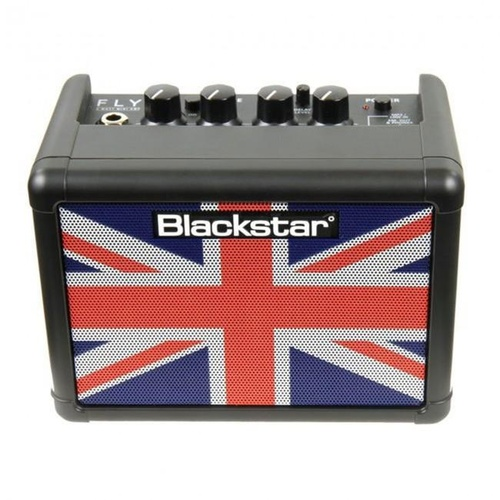 Blackstar Fly 3 Watt Mini Amp [Union Jack Special Edition] image