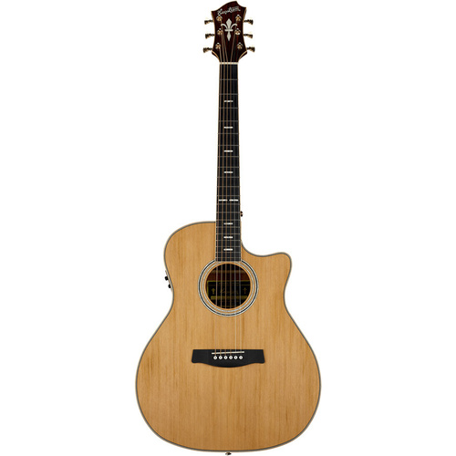 Hagstrom Elfdalia II Series Grand Auditorium Acoustic/Electric [Natural] image