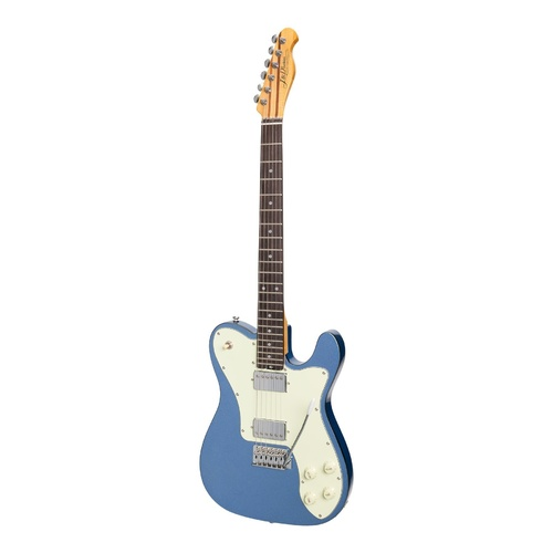 J&D Deluxe TL-Style Electric [Metallic Blue] image