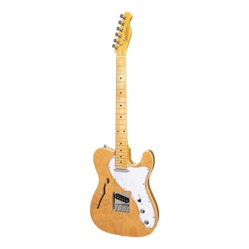 J&D Thinline TL-Style Solid Ash Electric [Natural Gloss] image