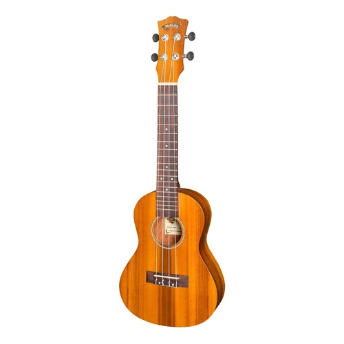 Mojo 'K20ET' All Koa Concert Electric Ukulele