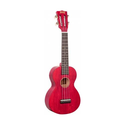 Mahalo ML2CR Island Concert Ukulele [Cherry Red] image