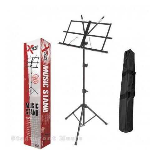 Xtreme Foldable Music Stand W/Bag image