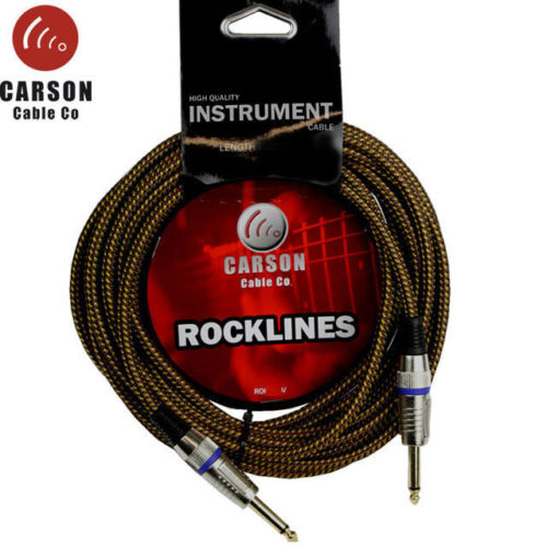 Carson Rocklines 10ft/3.04m Braided Cable image