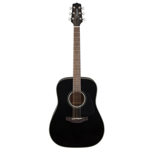 Takamine GD30BLK Dreadnought Acoustic [Black] image