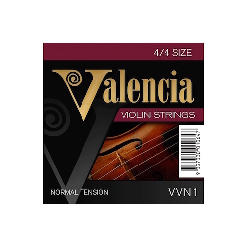Valencia 4/4 Violin Strings image